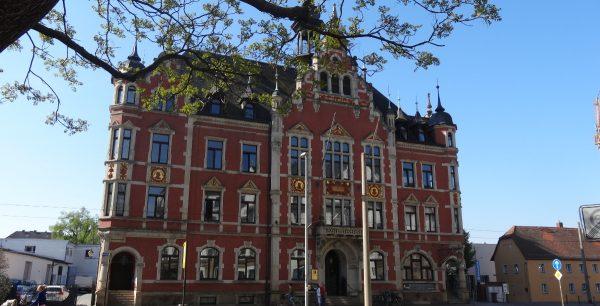 Rathaus Pieschen