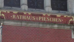 Rathaus Pieschen Hilbert