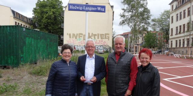 Hedwig-Langner-Weg