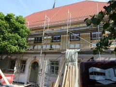 Emmauskirche Pfarrhaus
