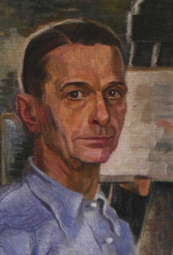 Fischer-Trauchau Portraet
