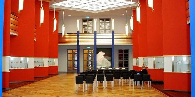 Pfeilerhalle Grassimuseum