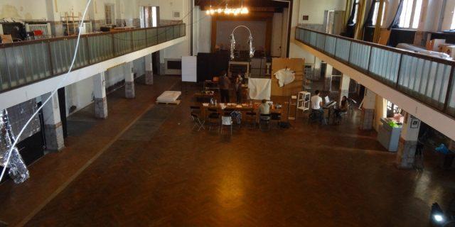 Zentralwerk Ballsaal