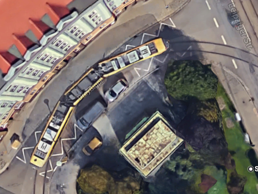 falschparker dvb burgsdorffstrasse
