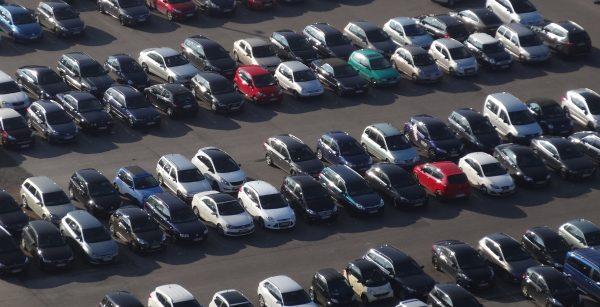 Autos in Dresden