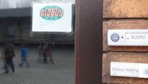 Globus büro Leipziger Bahnhof