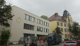 Leisniger Straße Schulneubau 1207