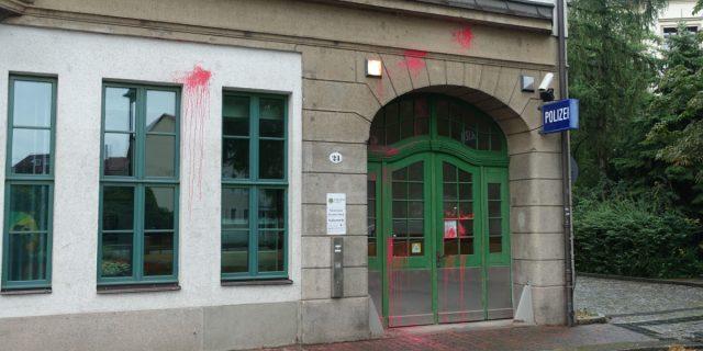Polizei Osterbergstraße 1207