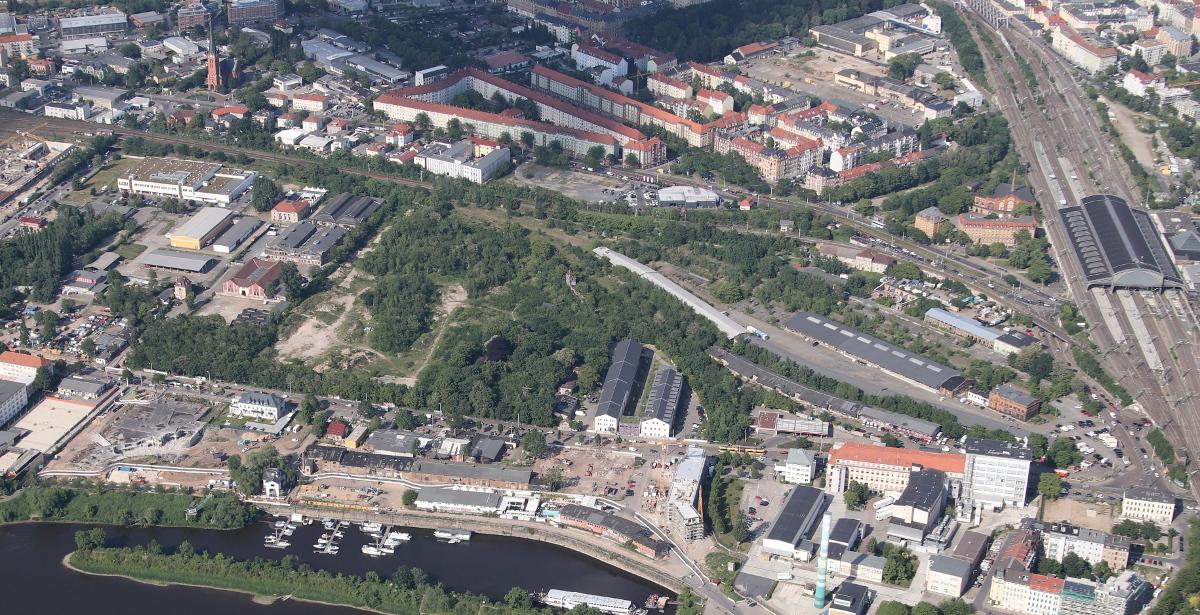 Leipziger Vorstadt