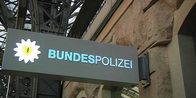polizei bundespolizei hbf