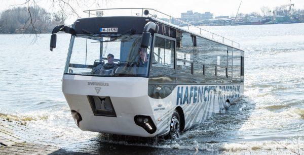 Amphibienbus Hamburg