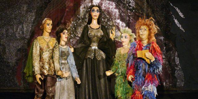 August Theater Zauberfloete