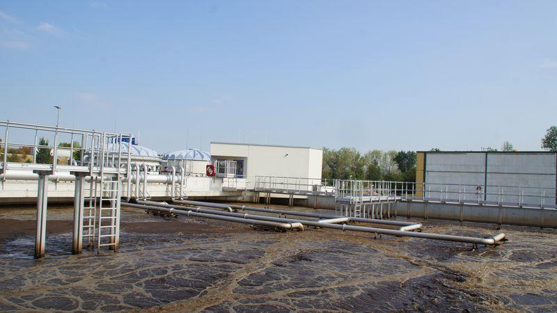 144 000 Kubikmeter Wasser umfasst die neue Anlage, 48 000 mehr als die alte