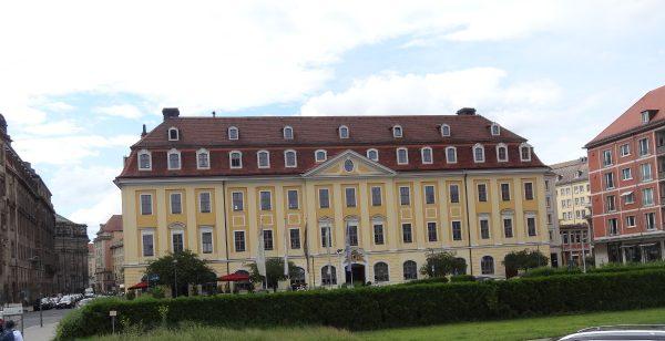 Evakuierung Gewandhaus Hotel