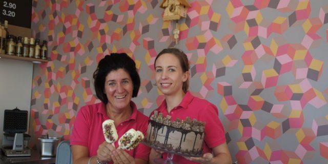Power-Frauen in Pieschen: Annette Nepple & Anne Naumann