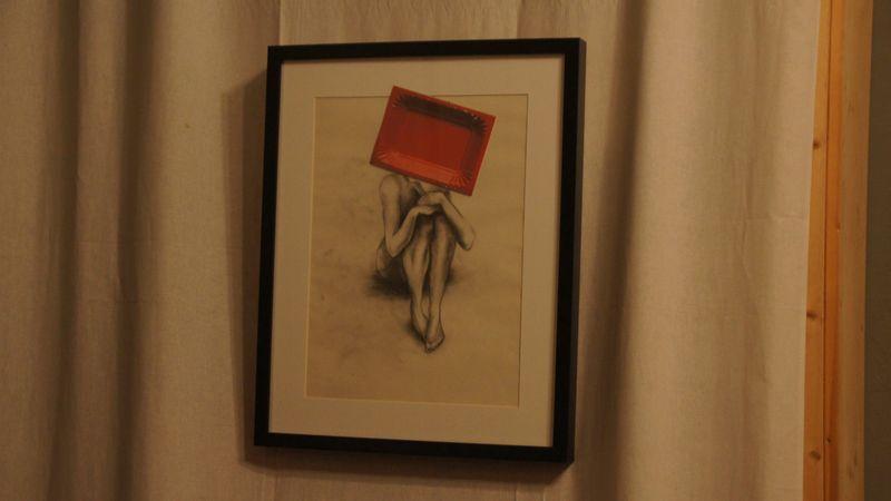 Werk in Conny Cobras Galerie