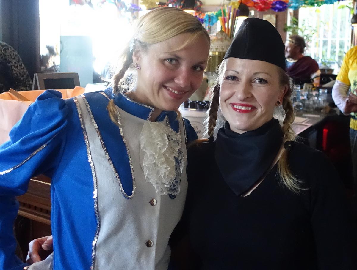 Jess Pub Karneval Jessica Ricarda