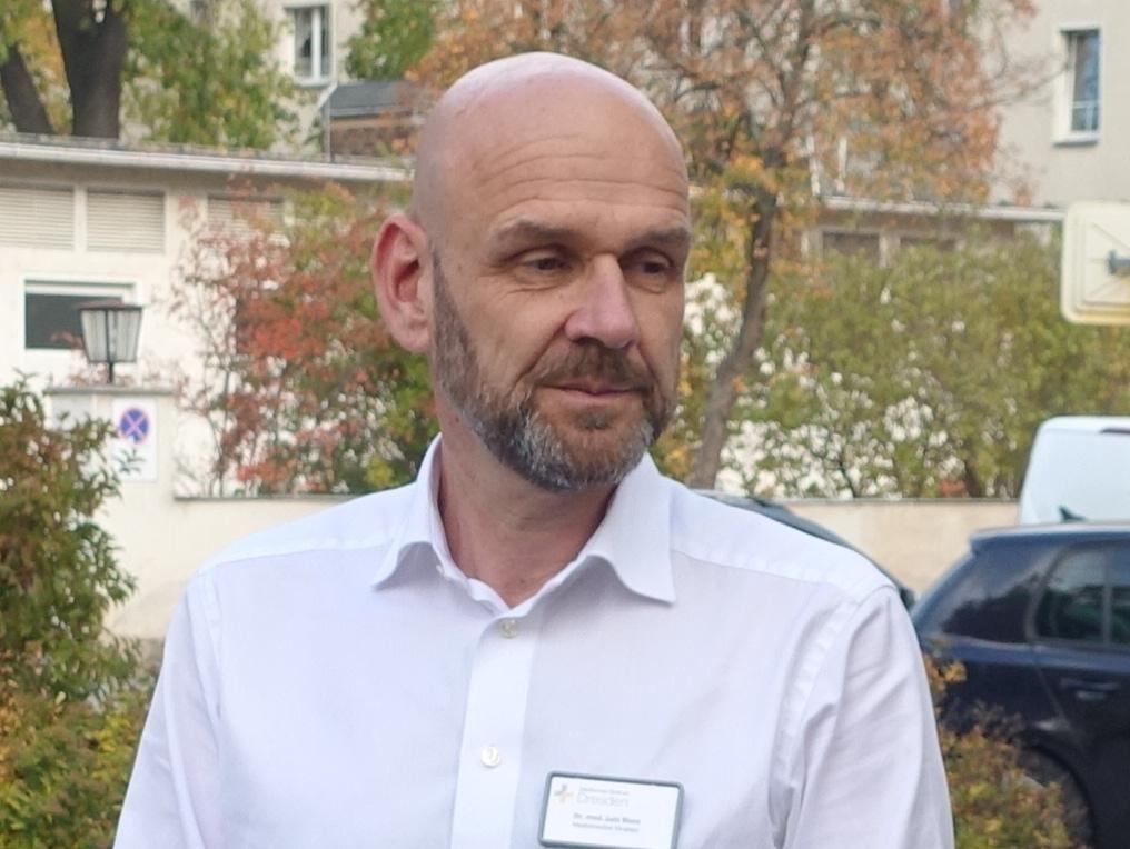 Klinikum Dresden Lutz Blase