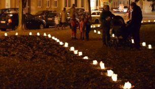 Lichterfest Leisniger Platz