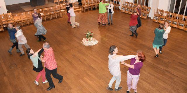 Tanzkreis Paare