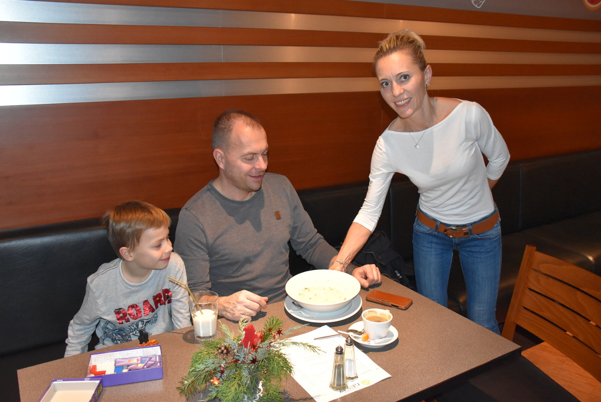 Cafeteria_Guentz Gäste