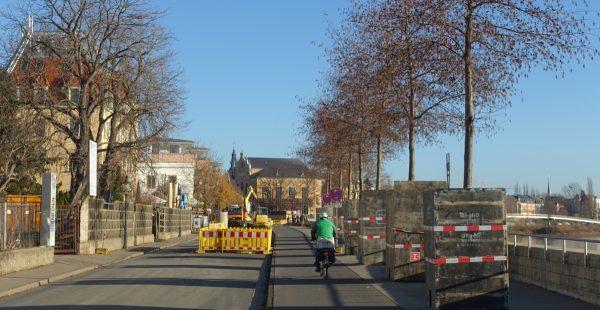 Stadtentwässerung Kötzschenbroder Strasse