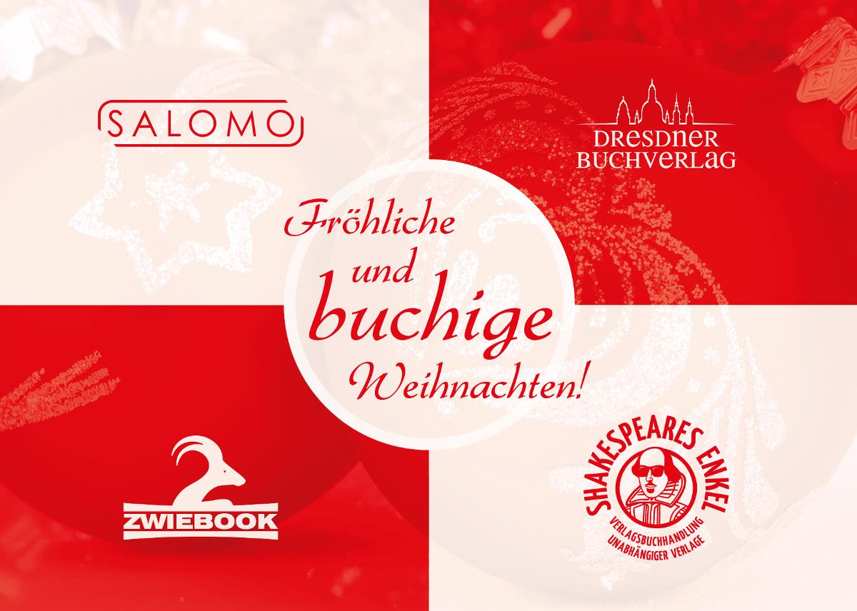salomo publishing weihnachtskarte