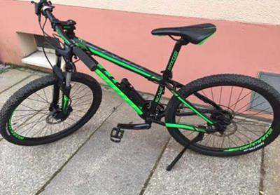 Fahrrad gestohlen scott scale