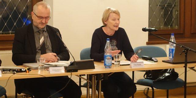 Stadtbezirksbeirat Sigrid Förster