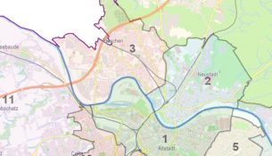 kommunalwahl wahlkreise