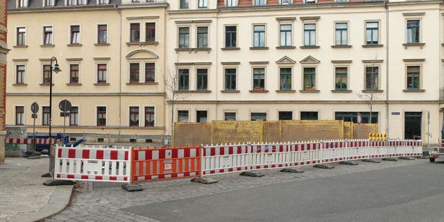 Drewag Mohnstraße Torgauer Str