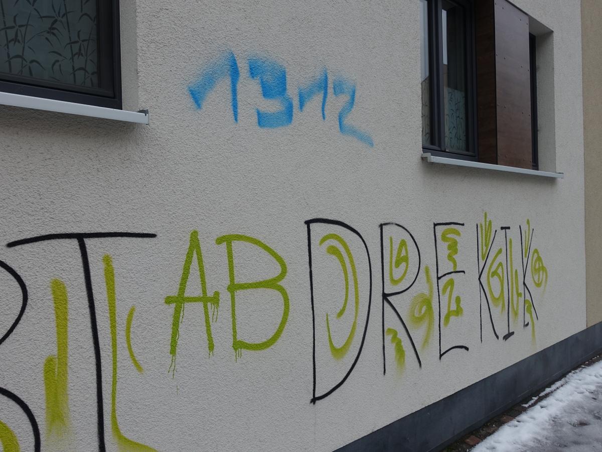 Grafitti markus projekt
