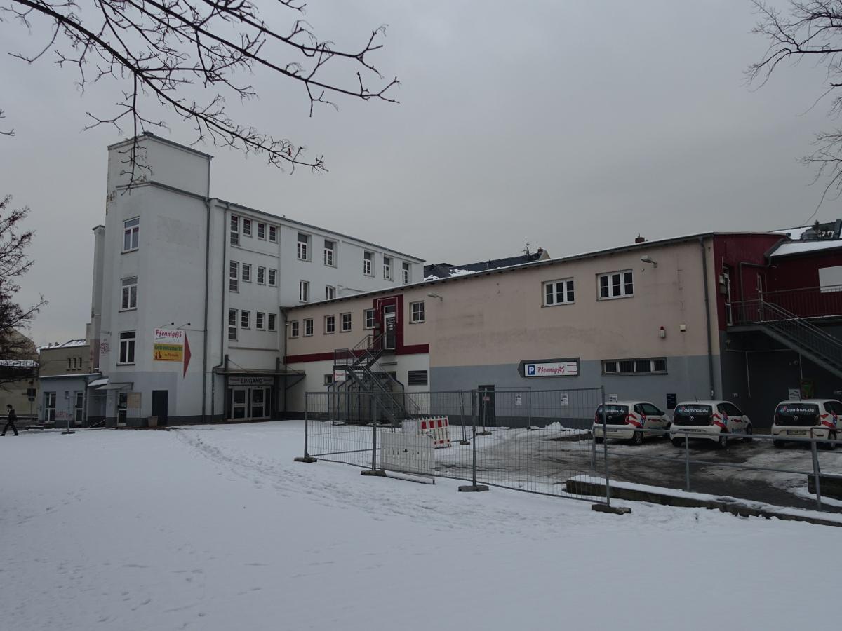 Leipziger Straße 112 Parkplatz