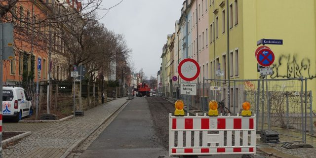Drewag Fernwärme Torgauer Strasse Start