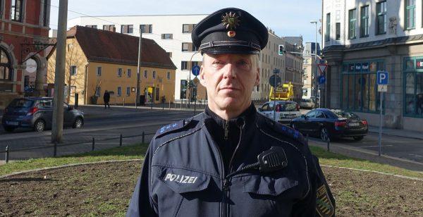 Bürgerpolizist Henning König: Ich lerne viele Familiengeschichten kennen