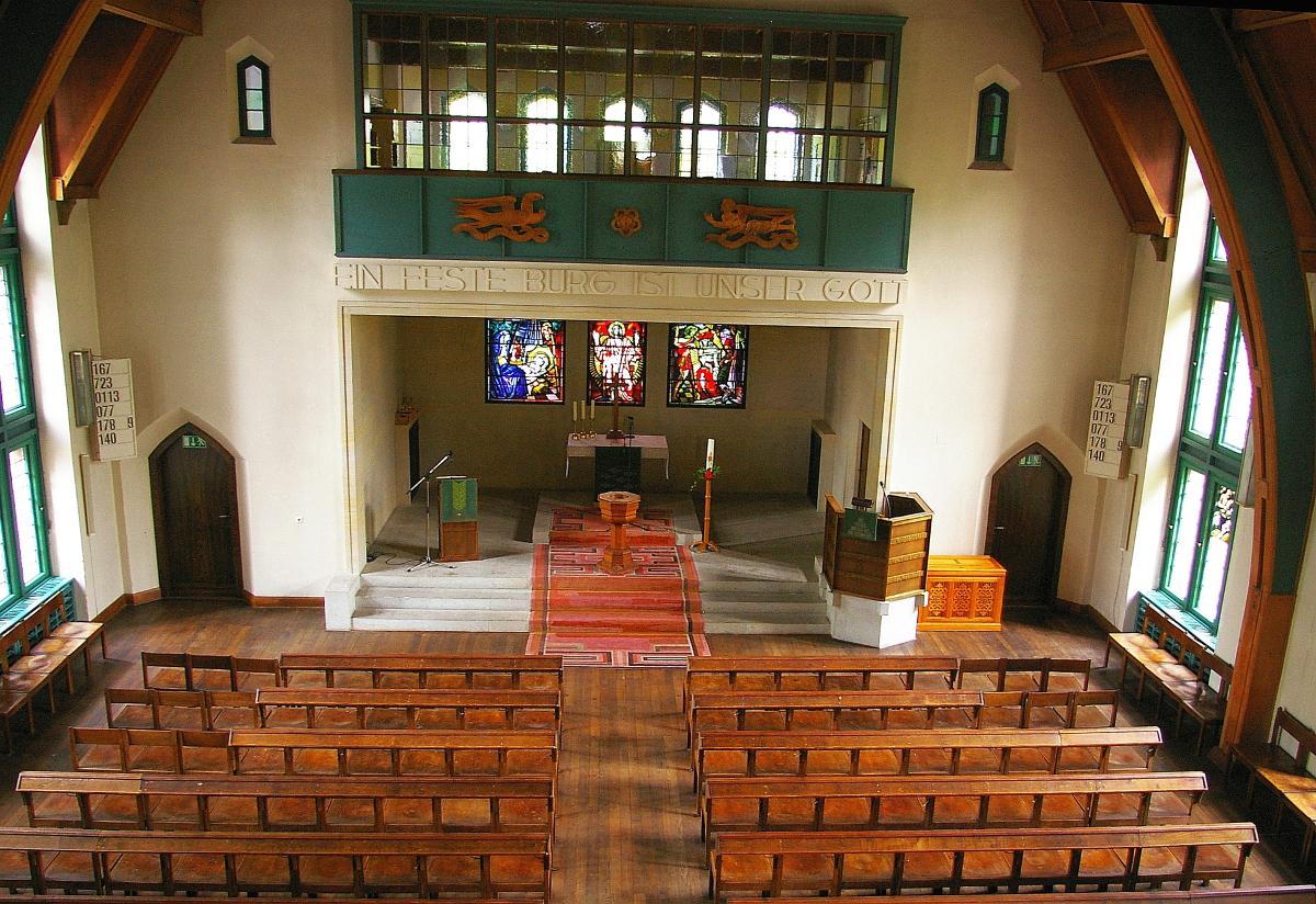 gemeindesaal apostelkirche