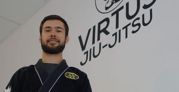 Brazilian Jiu Jitsu Enrico Pollok