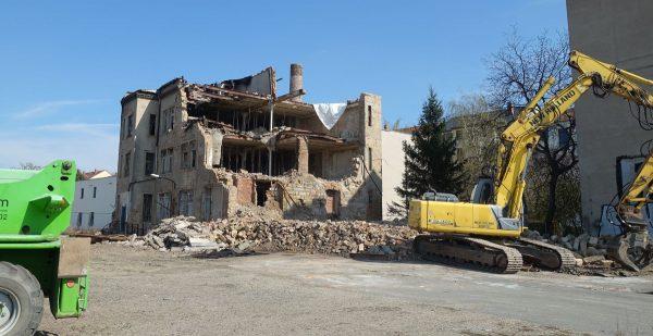 Leipziger Straße 70: Ehemalige Waffelfabrik wird abgerissen - Mehrfamilienhaus geplant