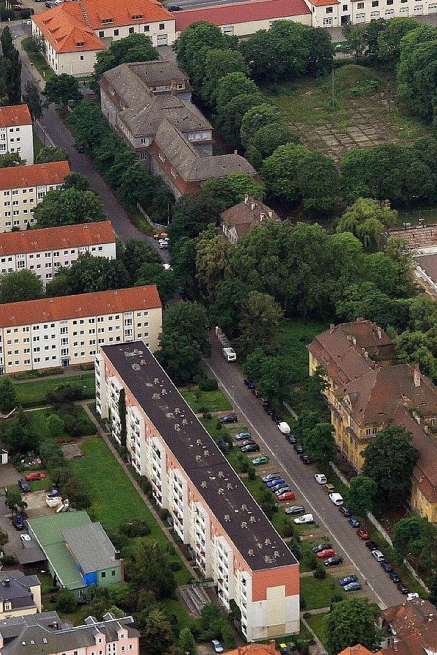 Klingerstrasse Peter Haschenz 2009