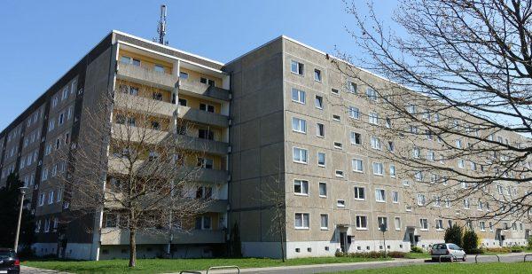 SWG Dresden Lommatzscher Str 55 bis 119