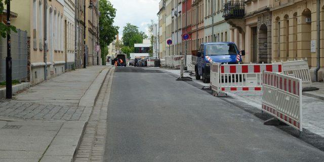konkordienstraße wieder frei