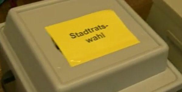 Stadtratswahl