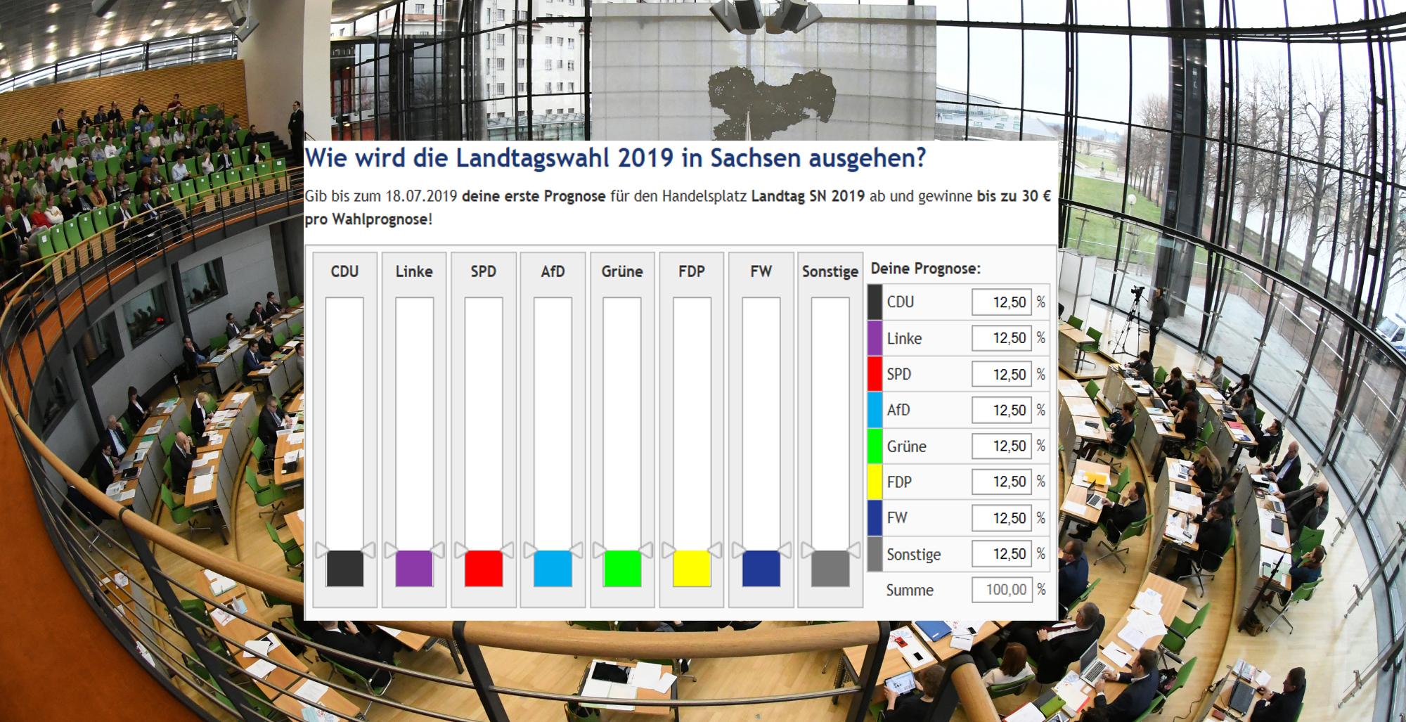 Landtag Plenarsaal Steffen Giersch wahlboerse