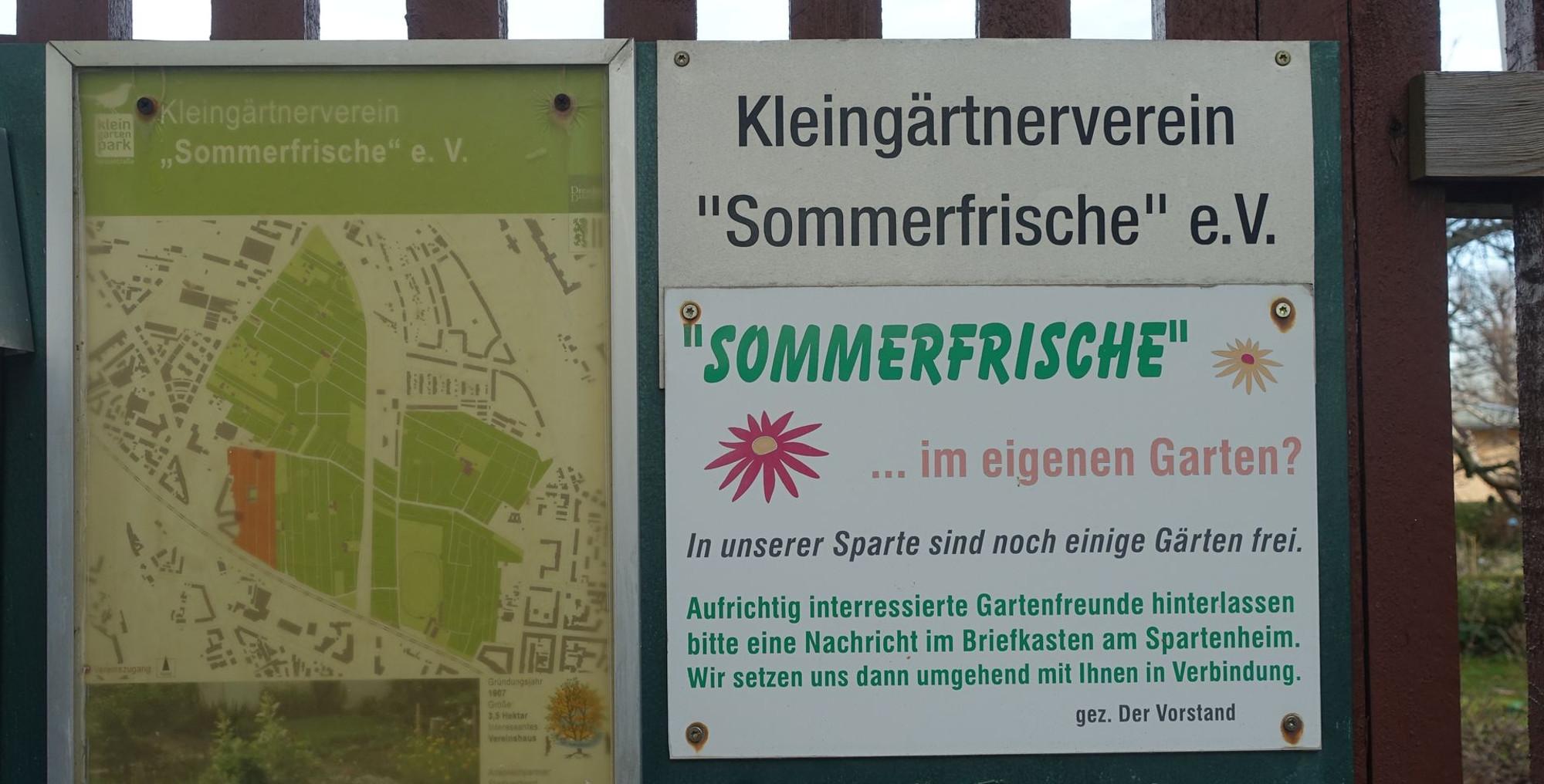 Kleingartenverein Sommerfrische