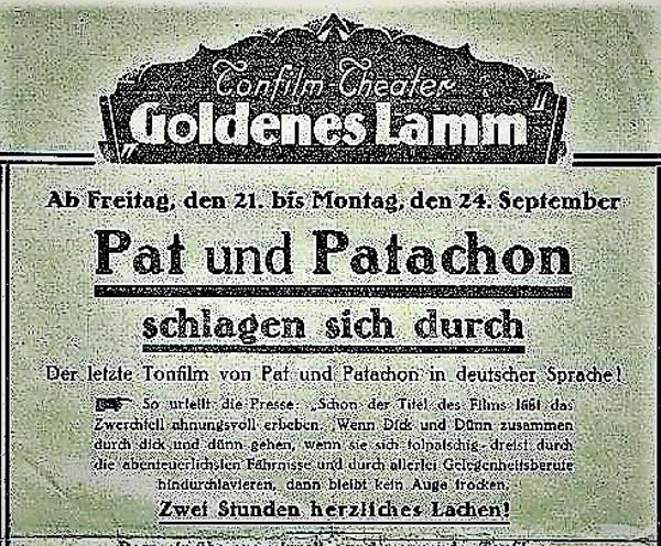Pat und Patachon